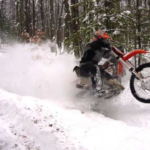 How to Prep your Dirt Bike or ATV for Winter Riding